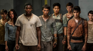 "The Scorch Trials  ""Scorches at the box office"""