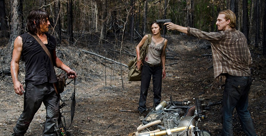 The Walking Dead Episode 6×06: No good,very bad for Daryl