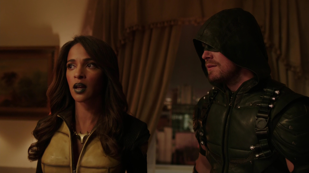 "Arrow Recap 4×15: ""Taken"""