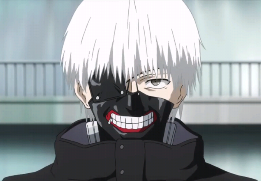 Anime Highlight: Tokyo Ghoul