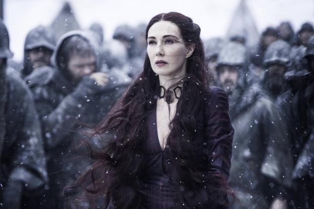 "Game of Throne Season 6 Premiere: ""The Red Woman"""