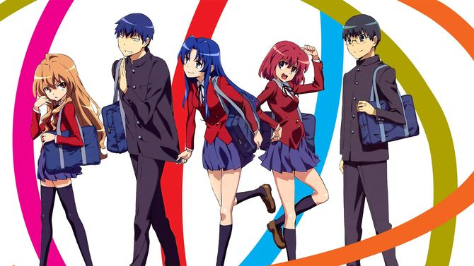 Anime Highlight: Toradora!
