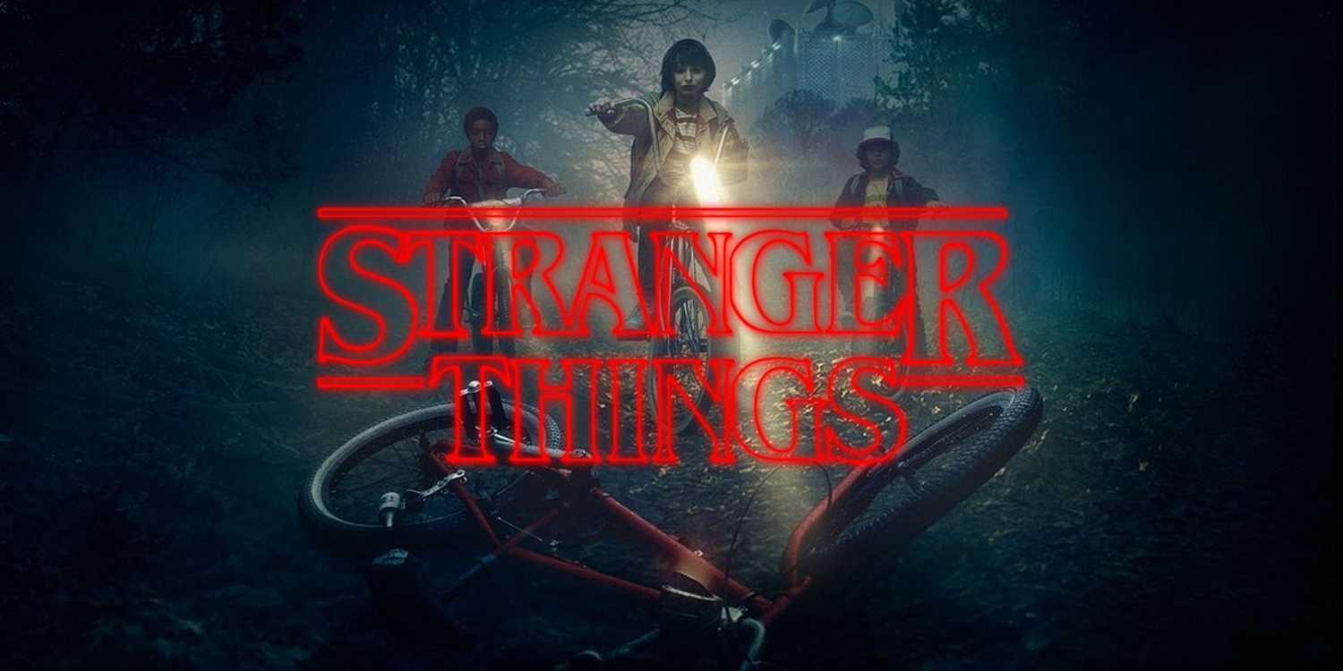 Science Fiction/Fantasy Highlight: Stranger Things