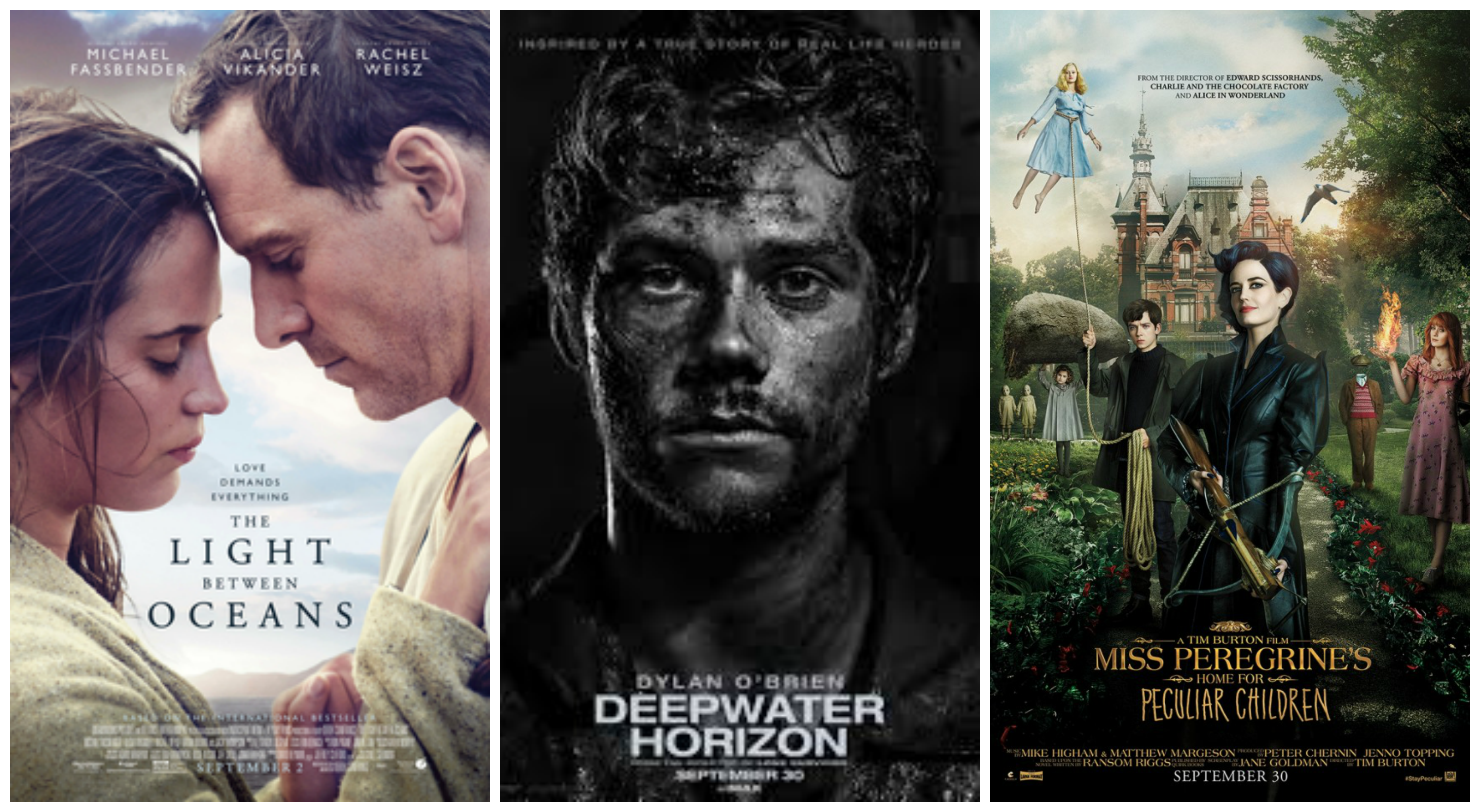Our September Movies List