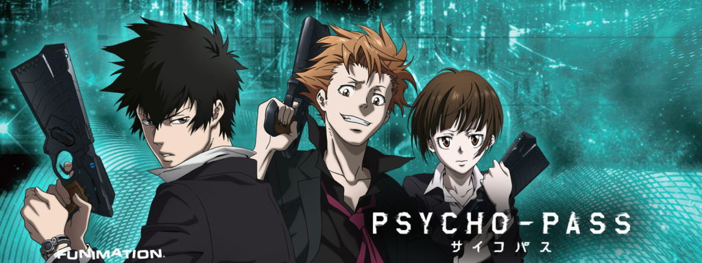 Anime Highlight: Psycho Pass