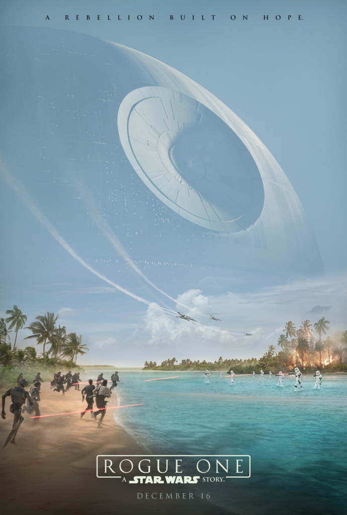 Science Fiction/ Fantasy Highlight:  Star Wars Rogue One