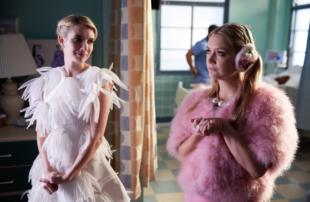 Scream Queens: Calling All Chanels