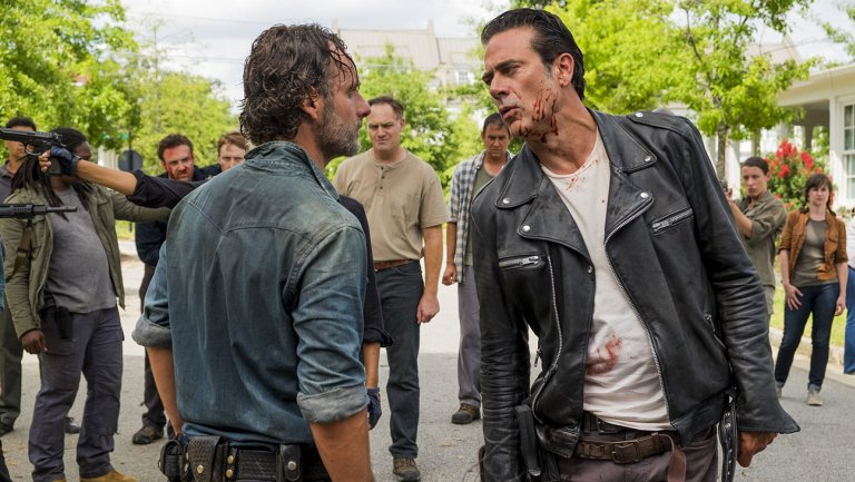 The Walking Dead: Time to Fight