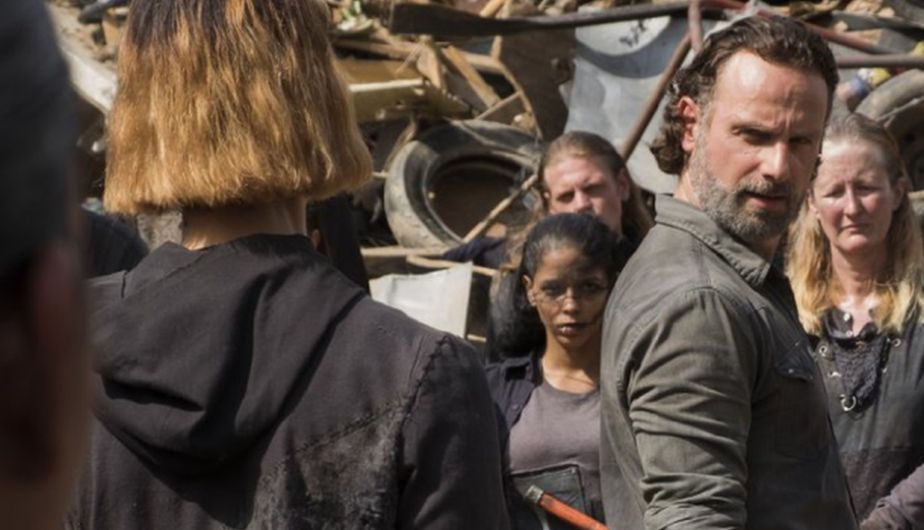 "The Walking Dead: Highlights from 7×10 ""New Best Friends"""