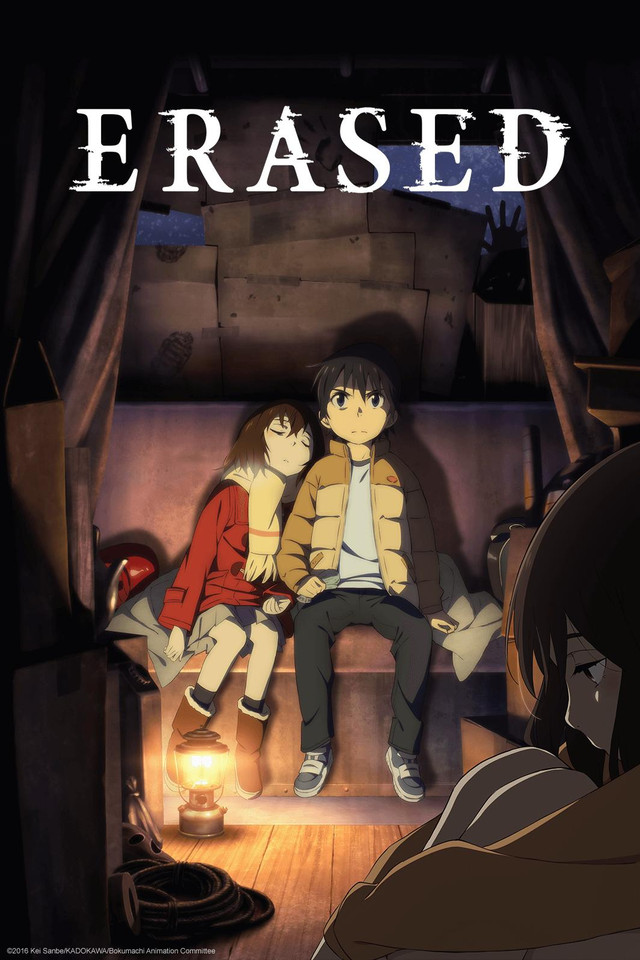 Anime Highlight: Erased