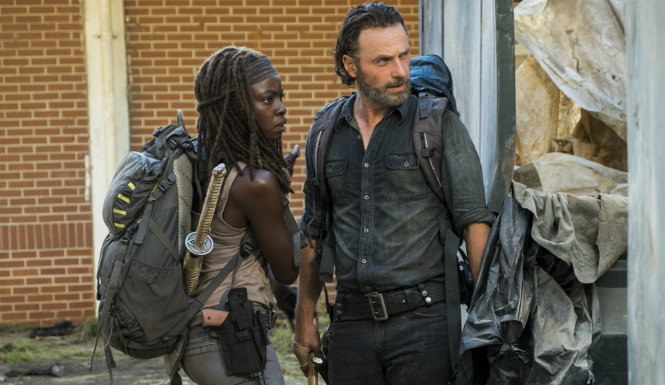 """The Walking Dead: Highlights from 7×12 """"Say Yes"""""""