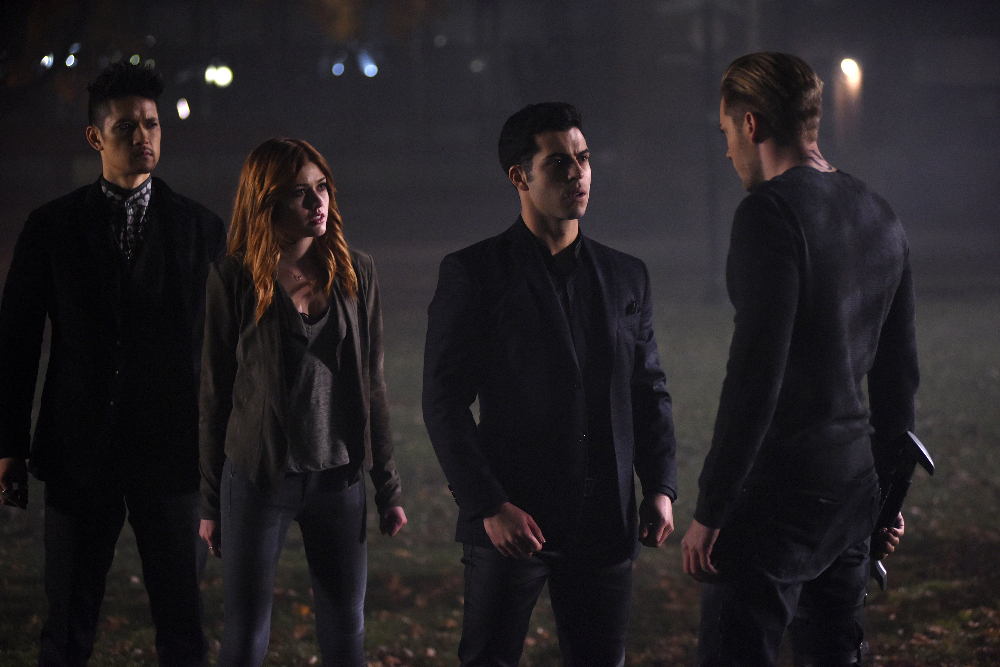"""Shadowhunters: Hightlights from 2×10 """"By the Light of Dawn"""""""