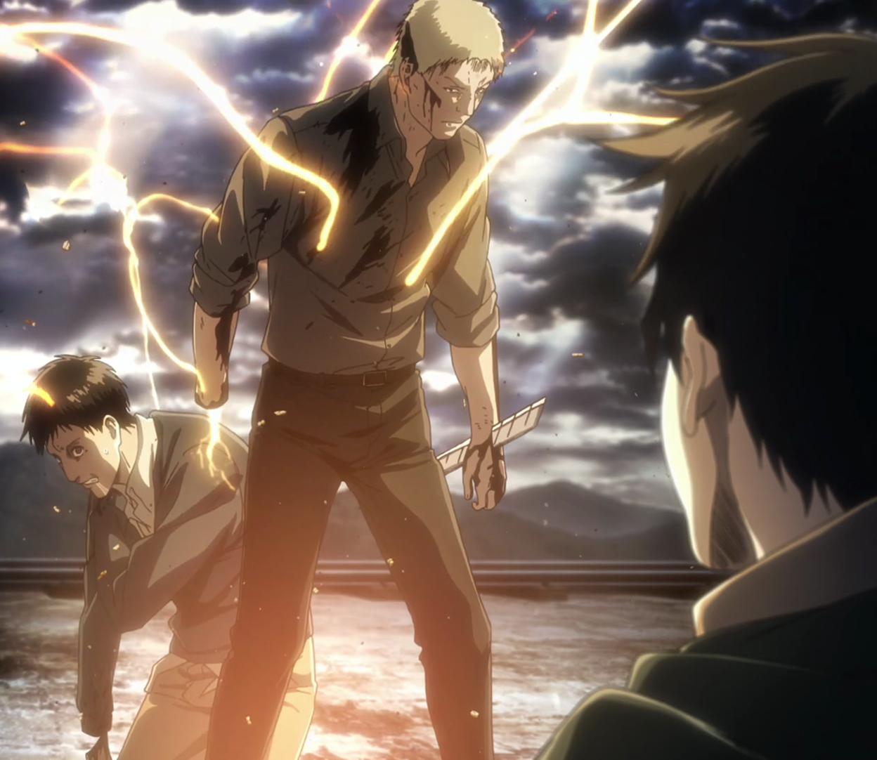 Attack on Titan Season 2 Episode 31: Warrior recap