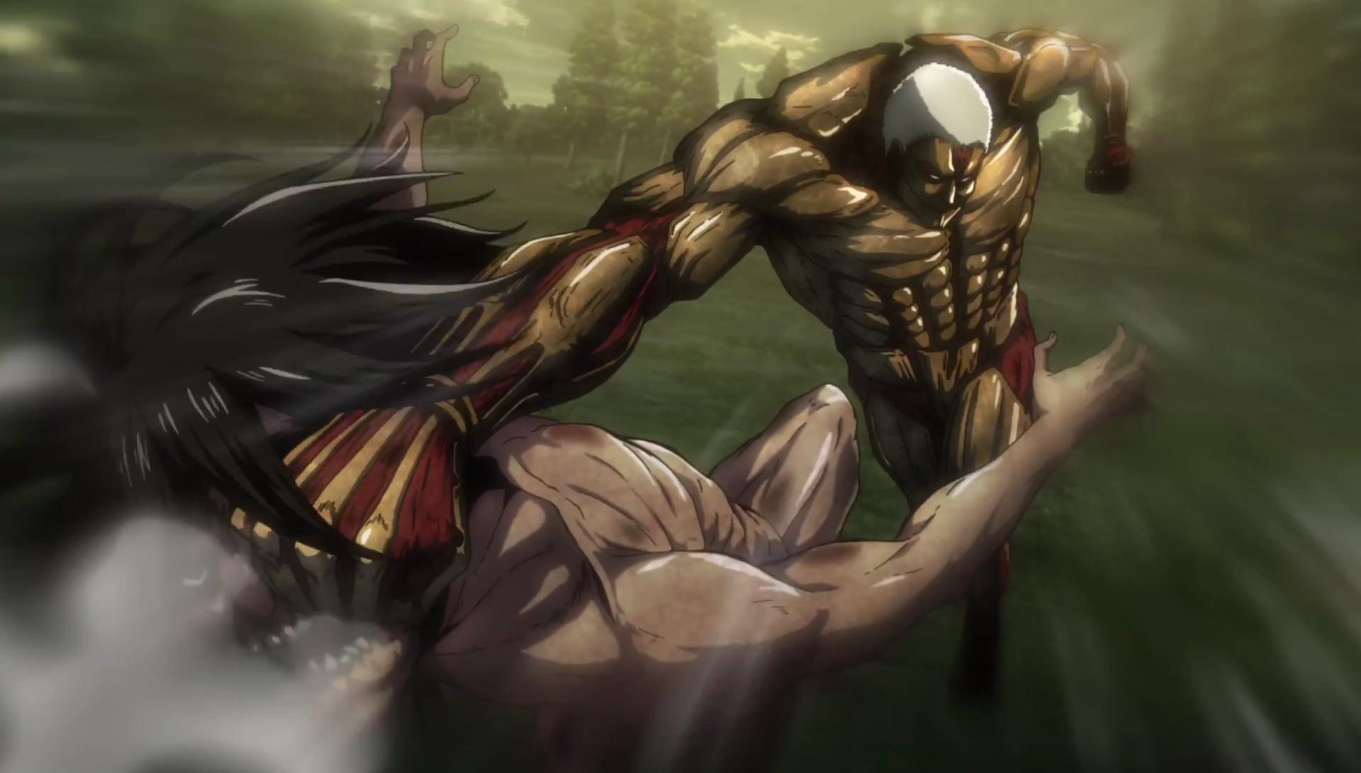 Attack on Titan Season 2 Episode 32: Close Combat Recap
