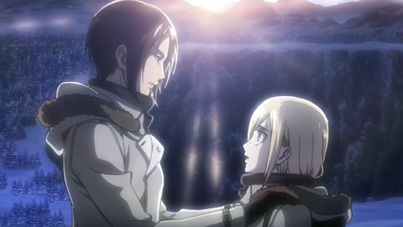 Attack on Titan Season 2 Episode 30: Historia