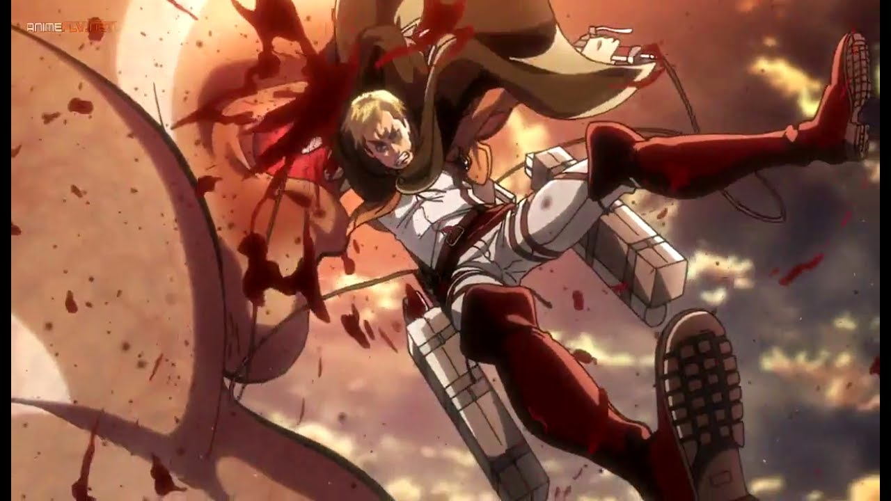 Attack on Titan Season 2 Episode 36: Charge Review